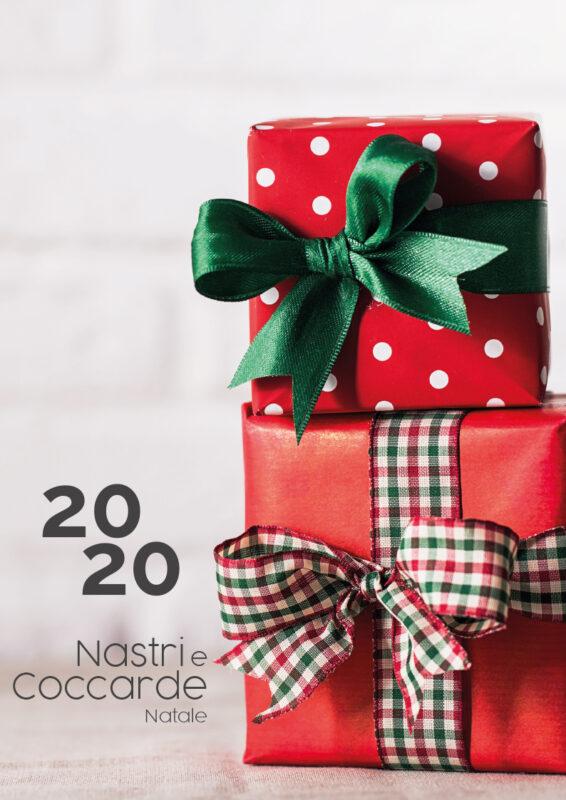 COPERTINA Nastri e Coccarde Natale 2020